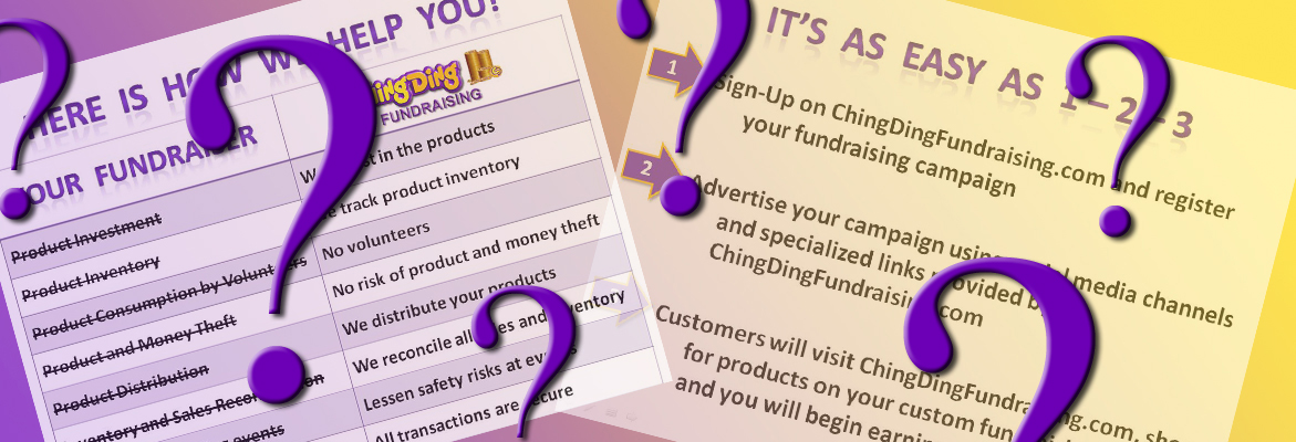 Why FUNdraise with us?